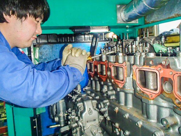 発電設備保守整備